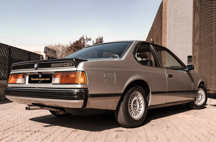 1978 BMW 633 CSi 8