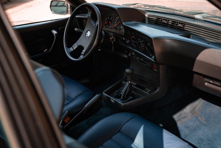 1978 BMW 633 CSi 23