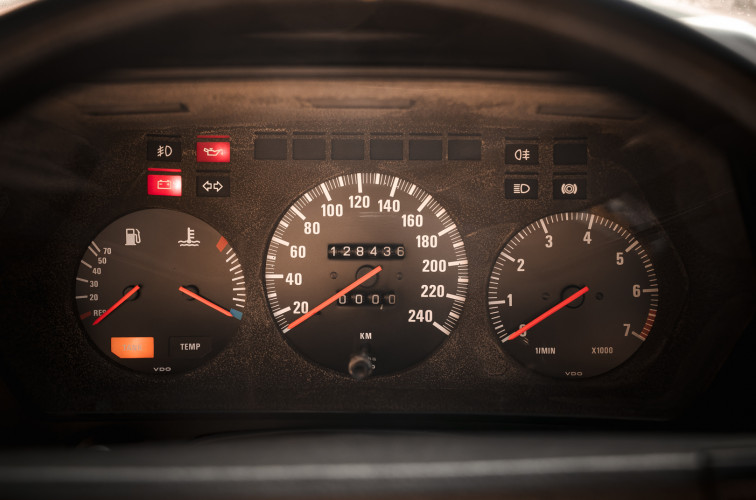 1978 BMW 633 CSi 25