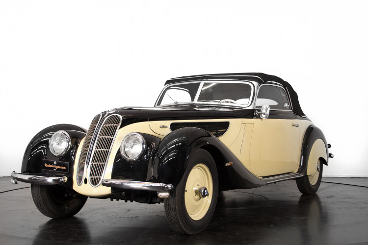 1938 BMW 327/28 0