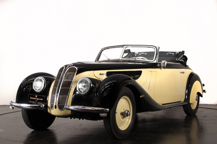 1938 BMW 327/28 13