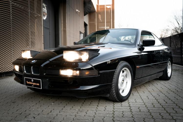 1992 BMW 850 i 1