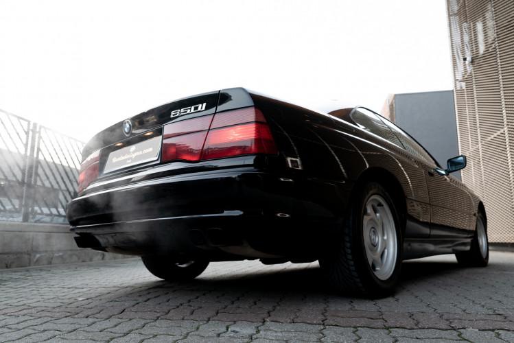 1992 BMW 850 i 5