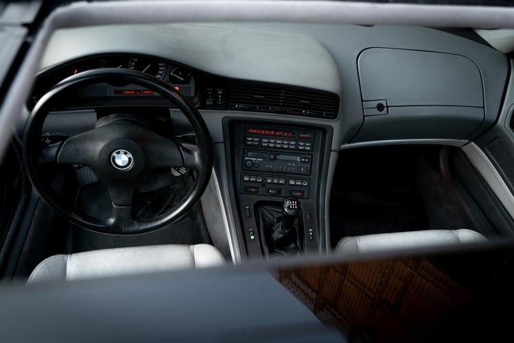 1992 BMW 850 i 14