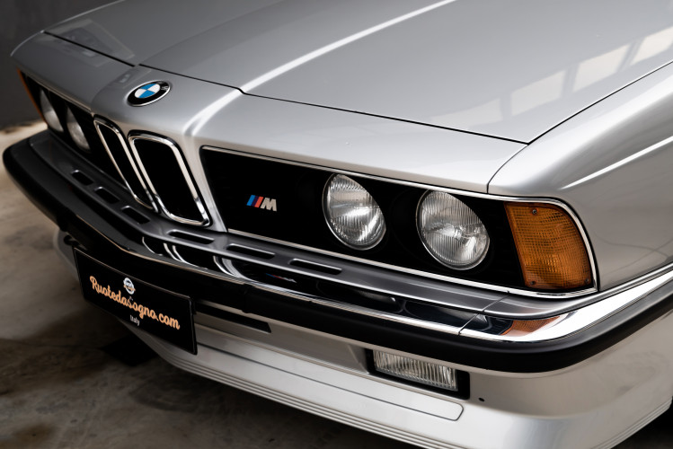 1985 BMW 635 CSI - M 4