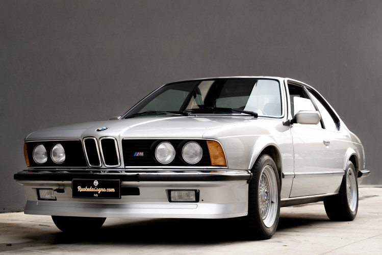 1985 BMW 635 CSI - M 0