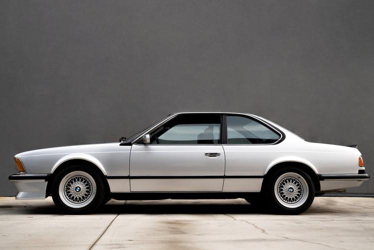 1985 BMW 635 CSI - M 1