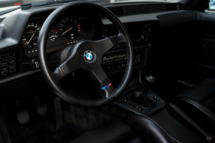 1985 BMW 635 CSI - M 22