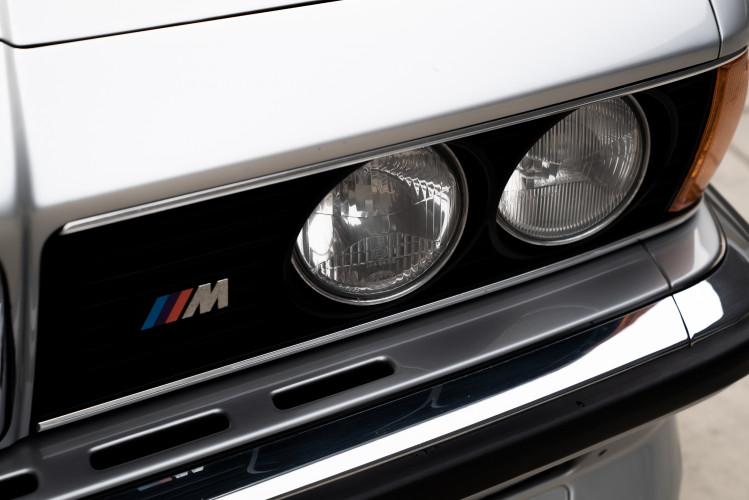 1985 BMW 635 CSI - M 23