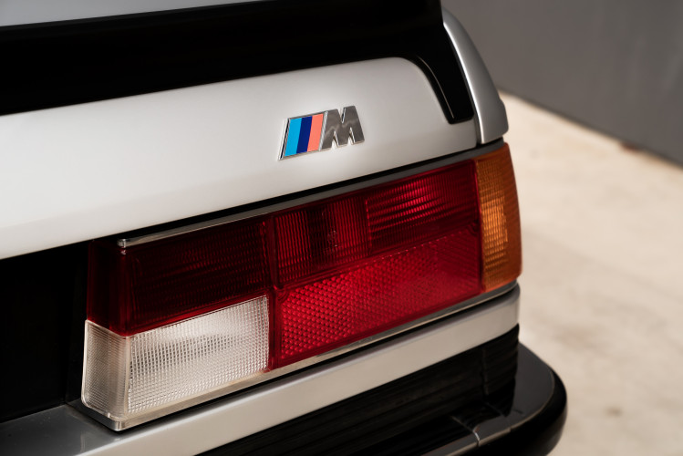 1985 BMW 635 CSI - M 2