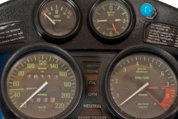 1979 BMW R 60/7 7
