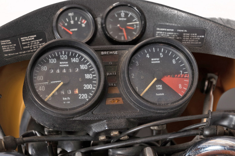 1976 BMW R90 S  14