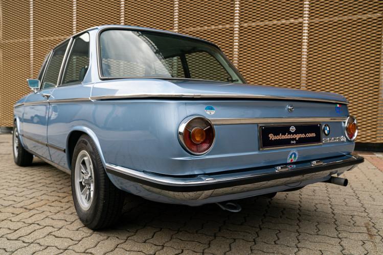 1973 BMW 2002 Tii 7
