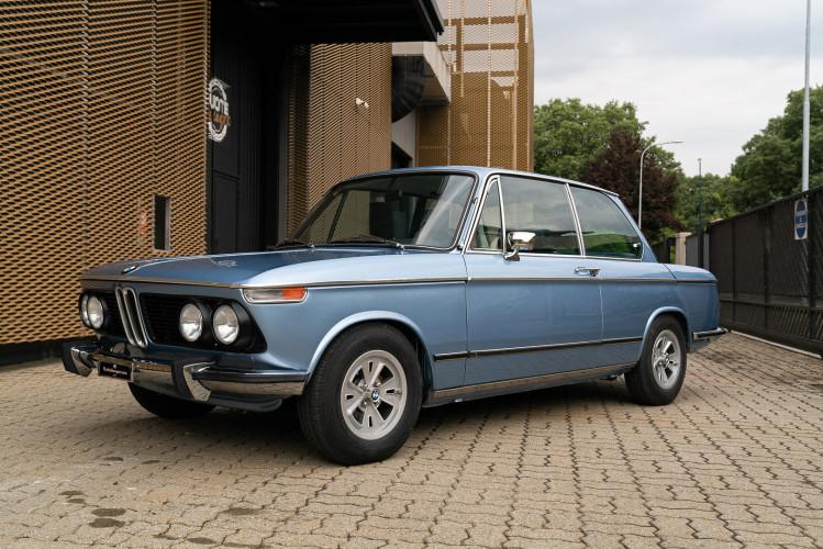 1973 BMW 2002 Tii 9