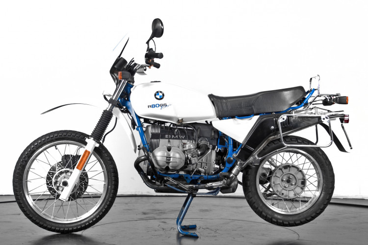 1998 BMW R80 GS Basic 0