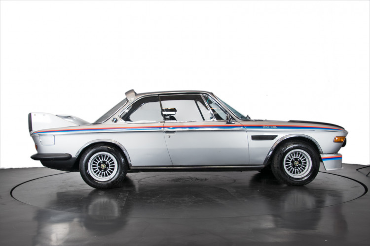 "1974 BMW 3.0 CSL ""Batmobile"" 6"
