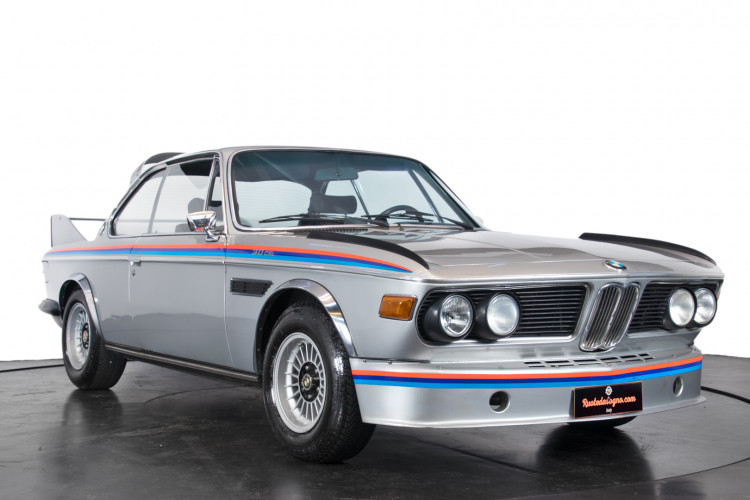 "1974 BMW 3.0 CSL ""Batmobile"" 7"