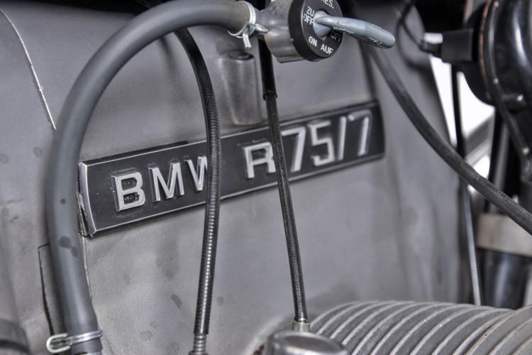 1977 BMW R75 / 7 13