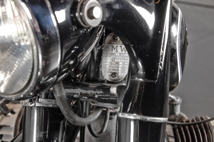 1939 Bmw Sidecar 35