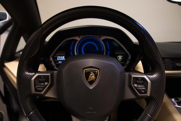 2014 Lamborghini Aventador Roadster  13