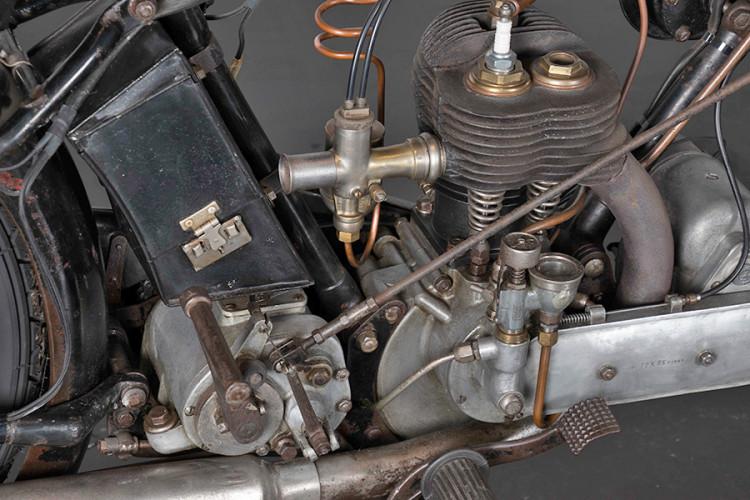 1934 BSA 350 23
