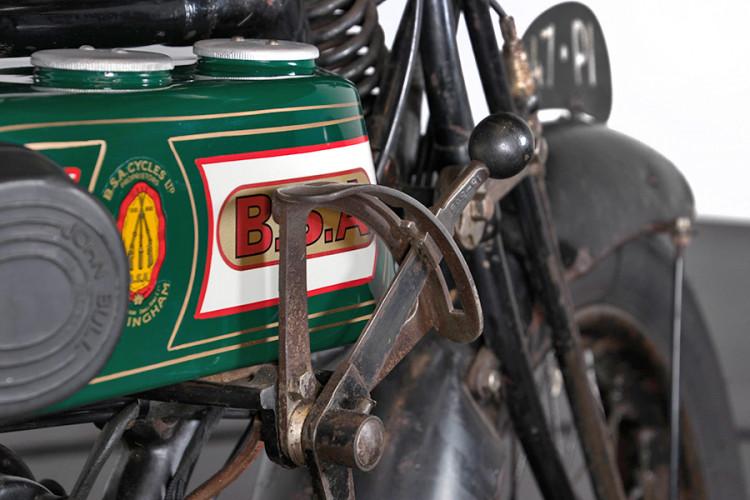 1934 BSA 350 22