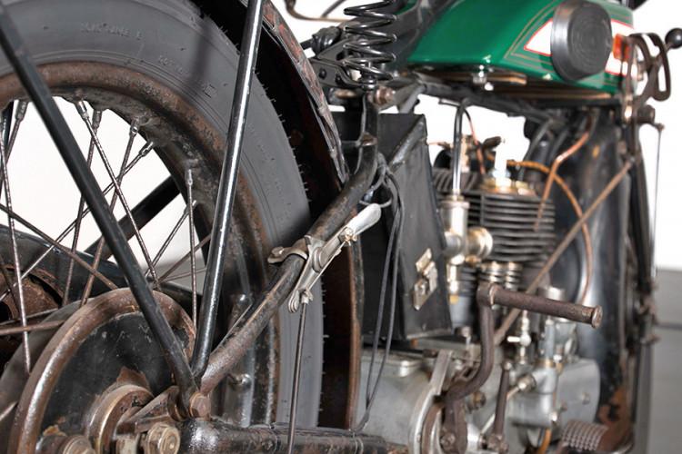 1934 BSA 350 27