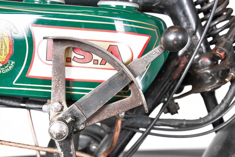 1934 BSA 350 33