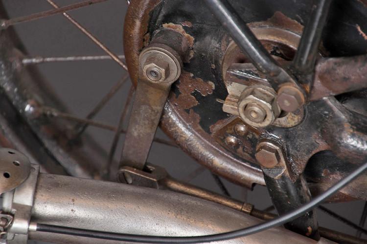 1934 BSA 350 34