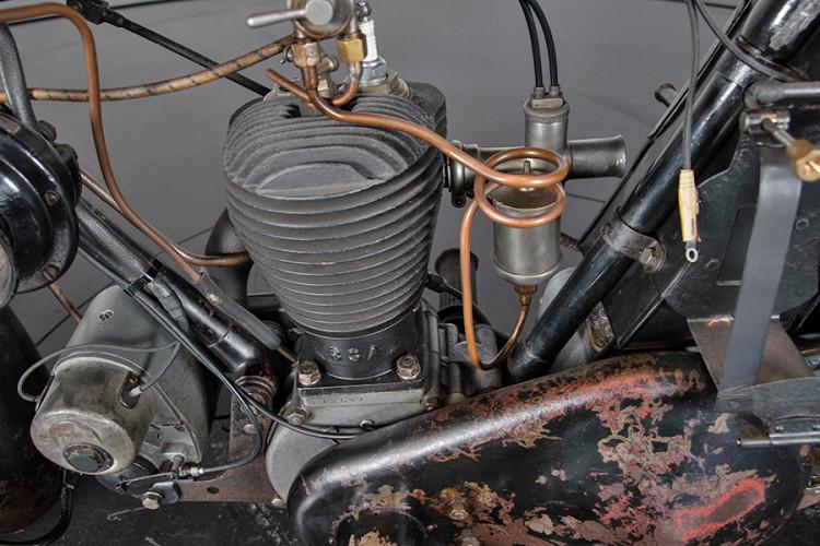 1934 BSA 350 17