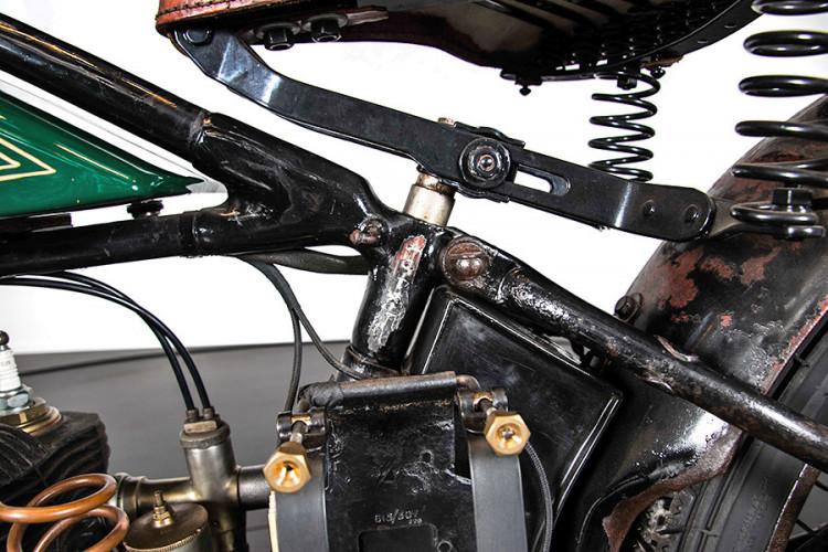 1934 BSA 350 21
