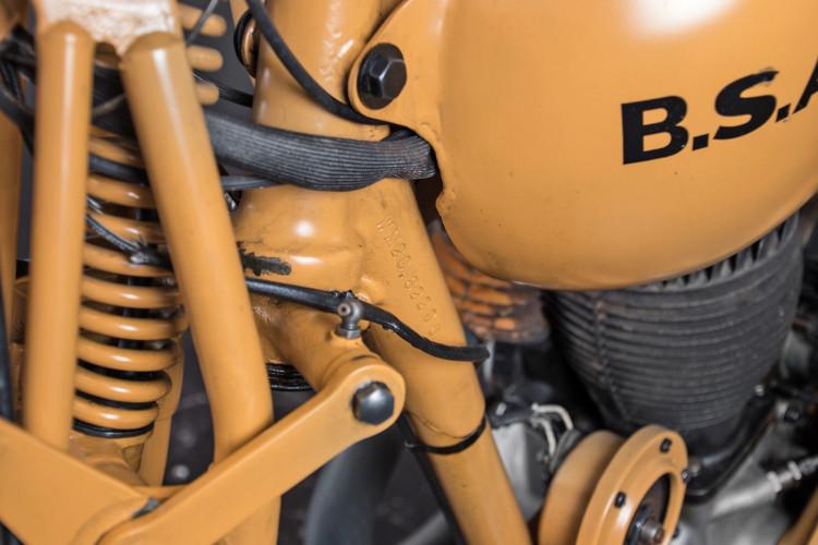 1947 BSA 500 WM 20 19
