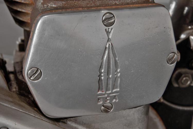 1939 BSA 500 15