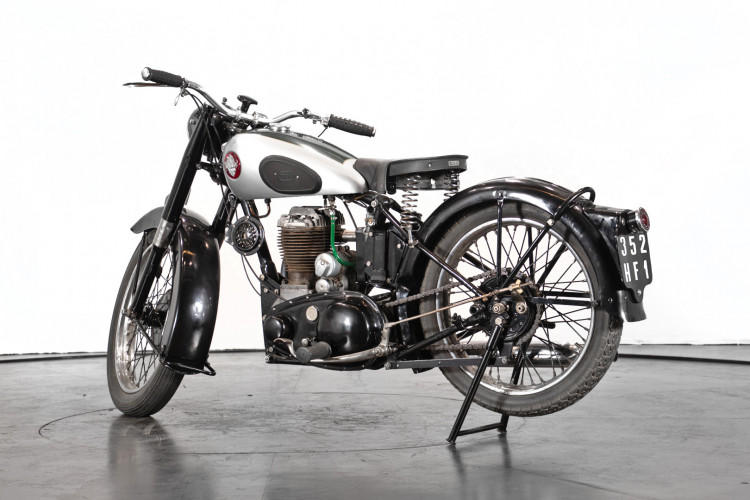 1939 BSA 500 7