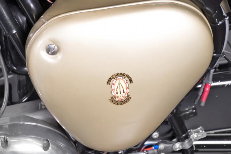 1960 BSA Golden Flash 650 5
