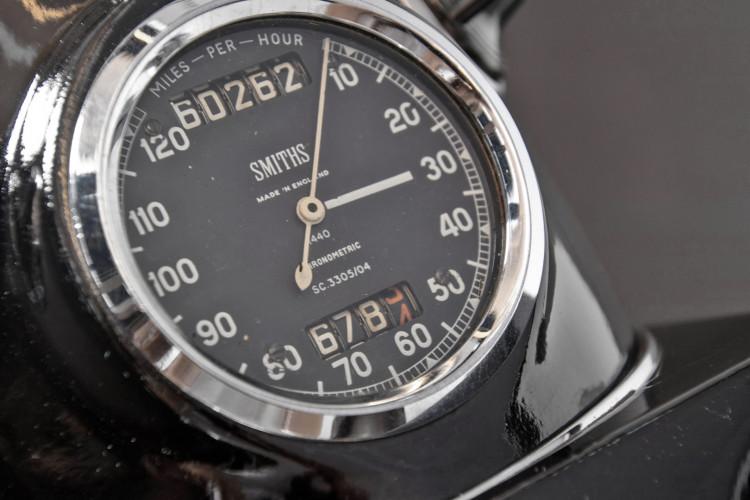 1960 BSA Golden Flash 650 7
