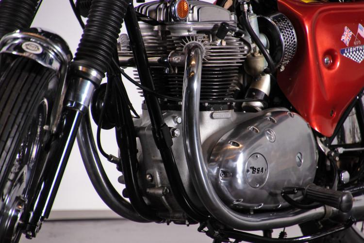 1969 BSA A 65 10
