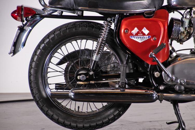 1969 BSA A 65 4