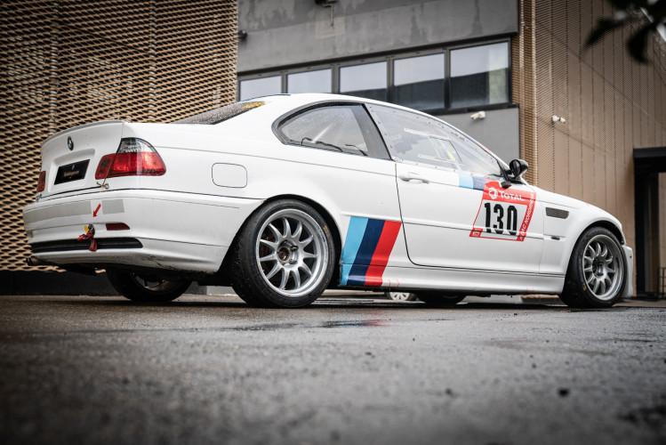 2003 BMW 325 Ci Coupè Gr. SP4 4