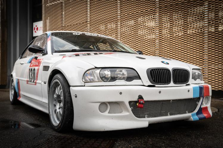 2003 BMW 325 Ci Coupè Gr. SP4 0