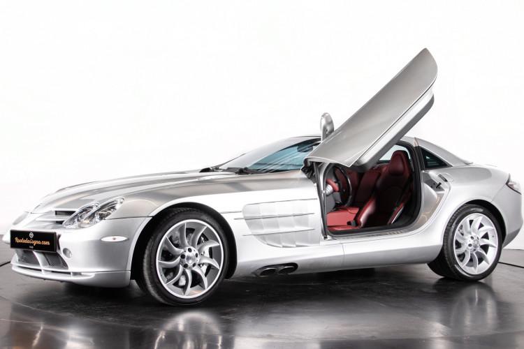 2004 Mercedes-Benz SLR McLaren 11