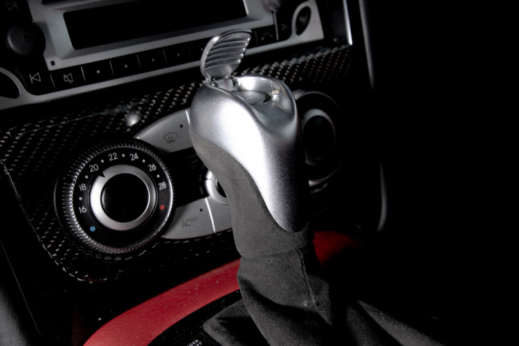 2004 Mercedes-Benz SLR McLaren 49