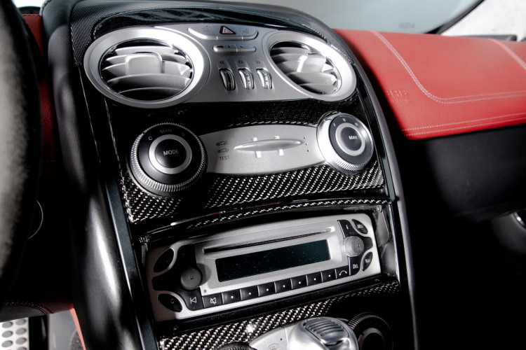 2004 Mercedes-Benz SLR McLaren 56