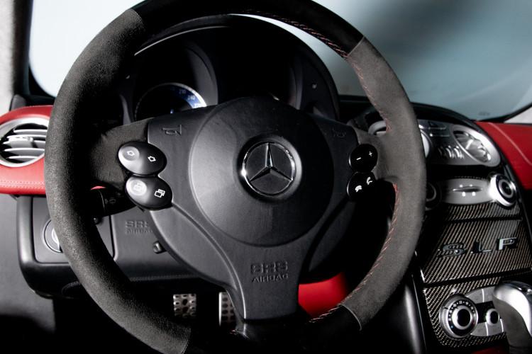 2004 Mercedes-Benz SLR McLaren 60