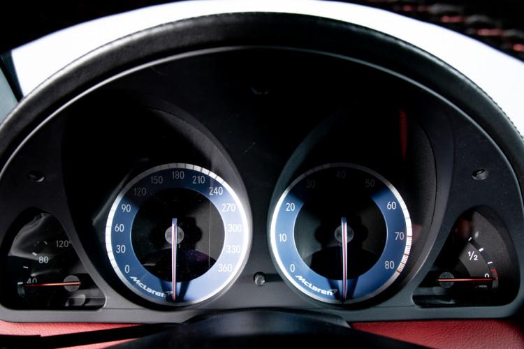 2004 Mercedes-Benz SLR McLaren 63