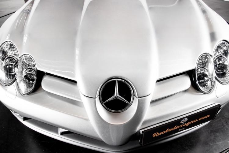 2004 Mercedes-Benz SLR McLaren 80