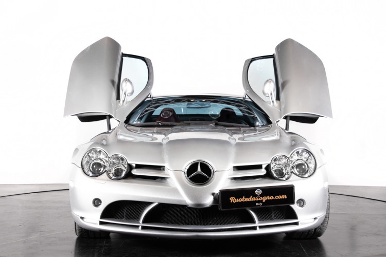 2004 Mercedes-Benz SLR McLaren 7