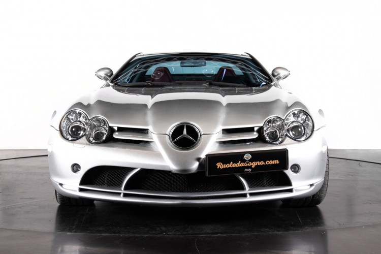 2004 Mercedes-Benz SLR McLaren 0
