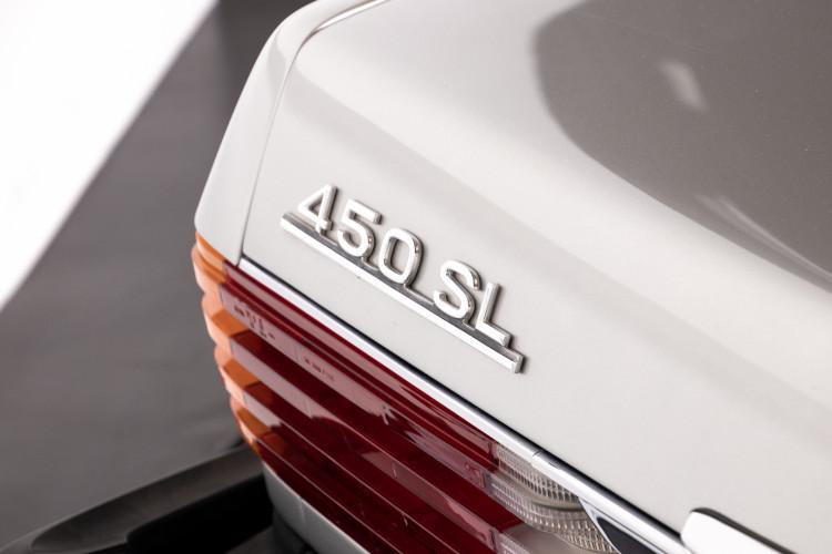 1977 Mercedes-Benz SL 450 9