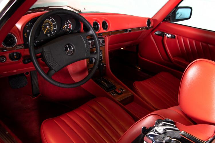 1977 Mercedes-Benz SL 450 12